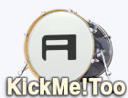 KickMe!Too Logo